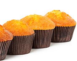 Cupcakes en Microondas